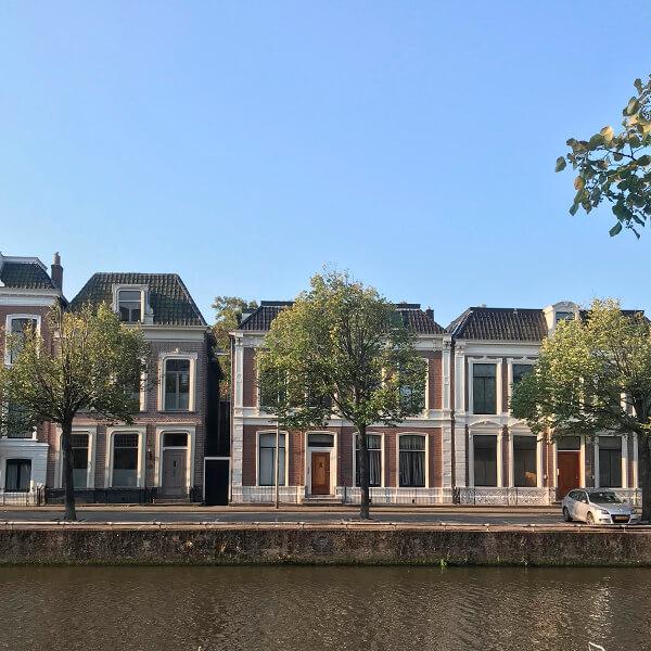 Overkant gebouw GGZ Interventie Leeuwarden