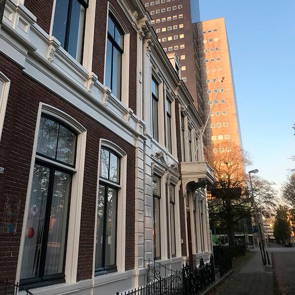 Ingang GGZ Interventie Leeuwarden